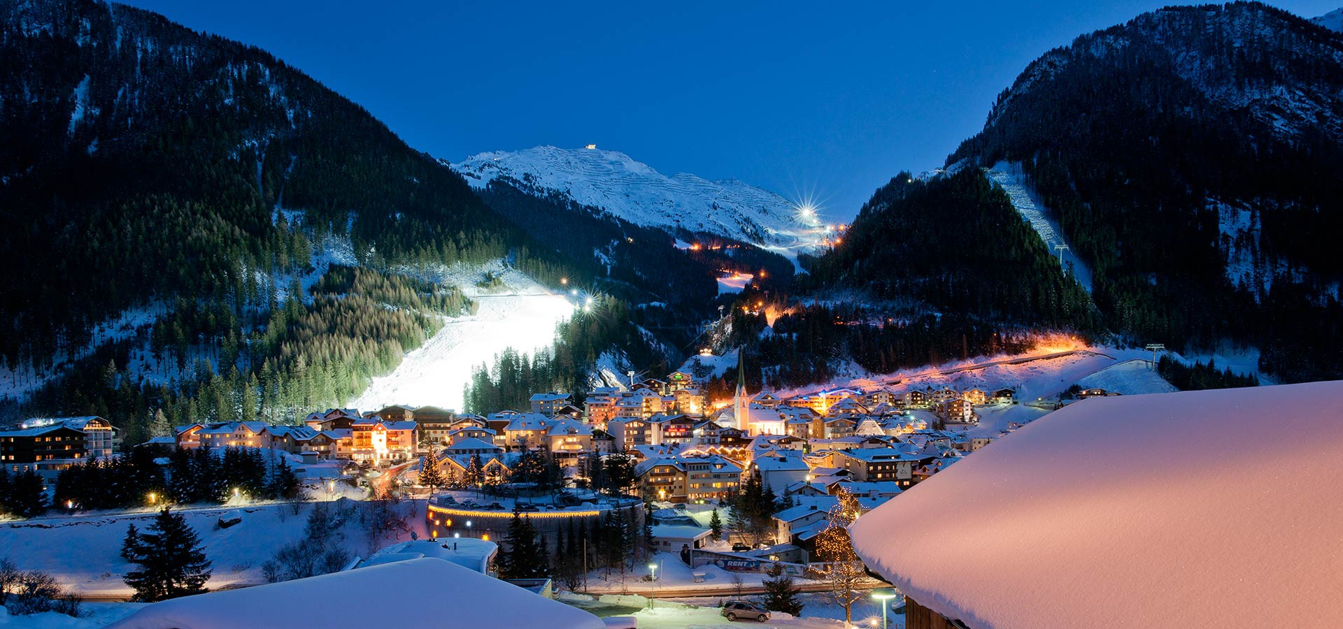 Ischgl enthrals its visitors  from morning till evening and all through the night