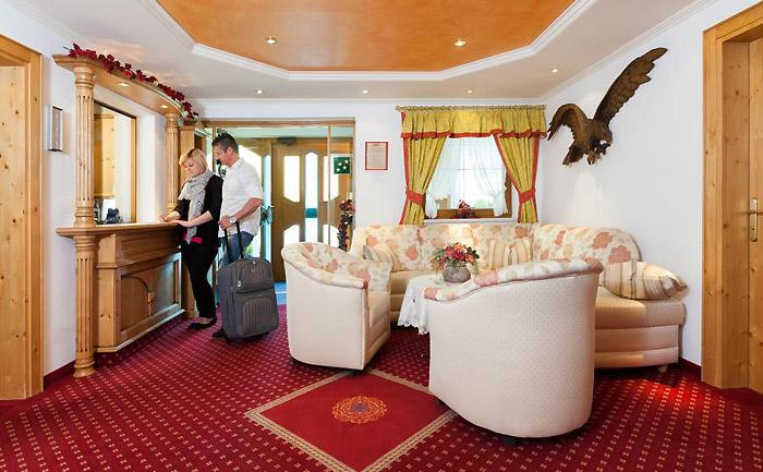 Hotel Garni Bellevue in Ischgl