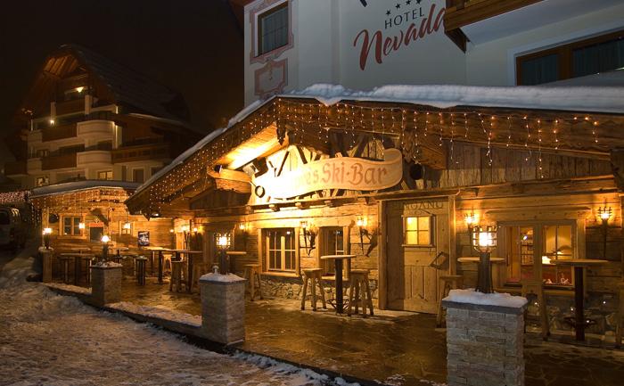 Hotel Nevada in Ischgl